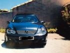 Mercedes Classe C 220 Coupe Sport. 220 CDI BVA. 150 cv Gris à Sausset-les-Pins 13
