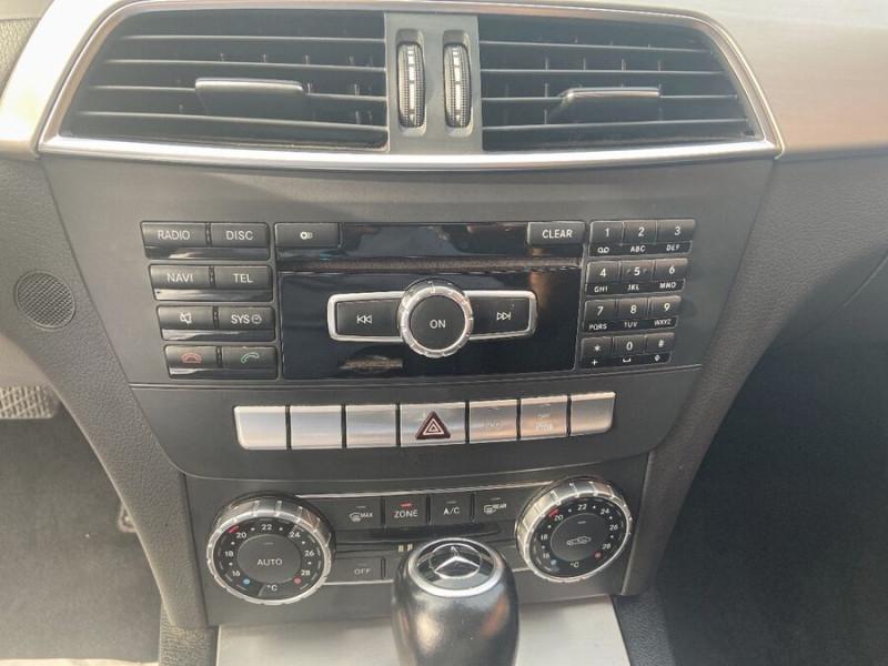 Mercedes Classe C 220 SW 220 CDI Avantgarde Executive 7G-Tronic + Noir occasion à Saïx - photo n°11