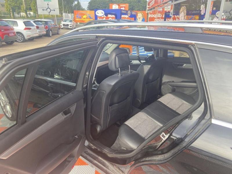 Mercedes Classe C 220 SW 220 CDI Avantgarde Executive 7G-Tronic + Noir occasion à Saïx - photo n°4