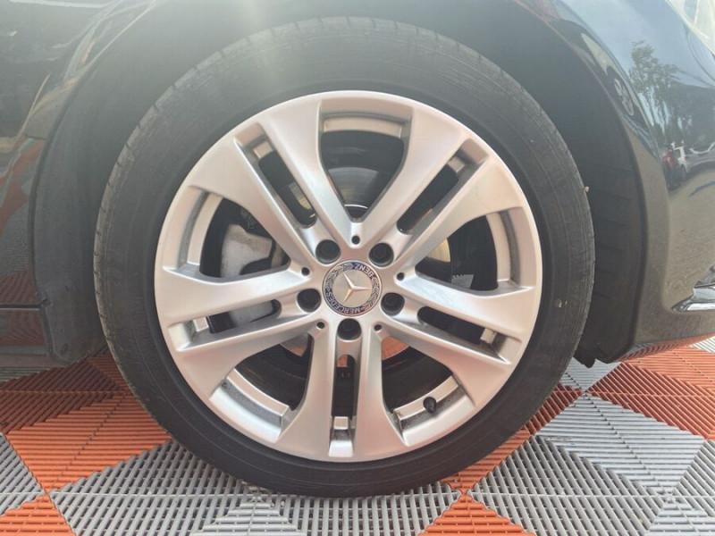Mercedes Classe C 220 SW 220 CDI Avantgarde Executive 7G-Tronic + Noir occasion à Saïx - photo n°8