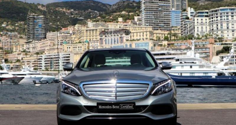 Mercedes Classe C 250 250 BlueTEC Fascination 4Matic 7G-Tronic Plus Argent occasion à MONACO - photo n°2