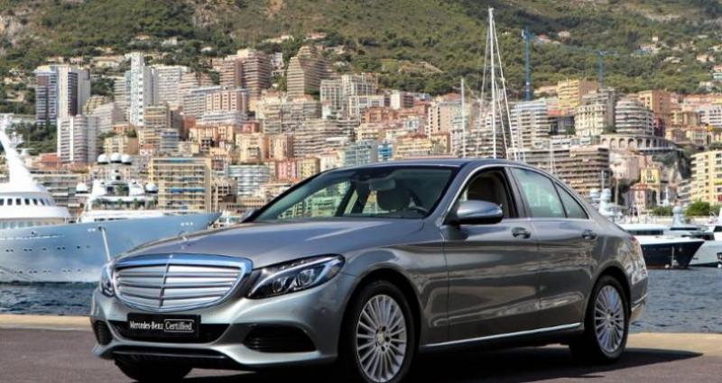 Mercedes Classe C 250 250 BlueTEC Fascination 4Matic 7G-Tronic Plus Argent occasion à MONACO