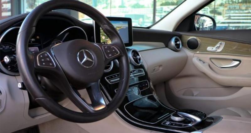 Mercedes Classe C 250 250 BlueTEC Fascination 4Matic 7G-Tronic Plus Argent occasion à MONACO - photo n°4