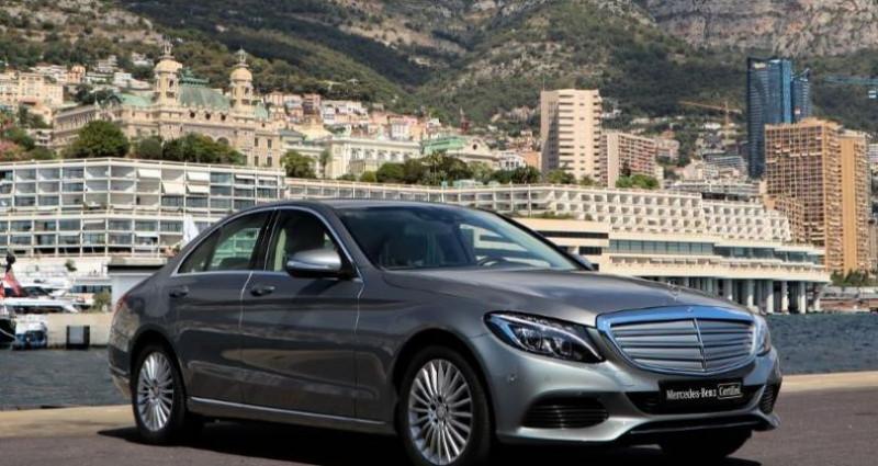 Mercedes Classe C 250 250 BlueTEC Fascination 4Matic 7G-Tronic Plus Argent occasion à MONACO - photo n°3
