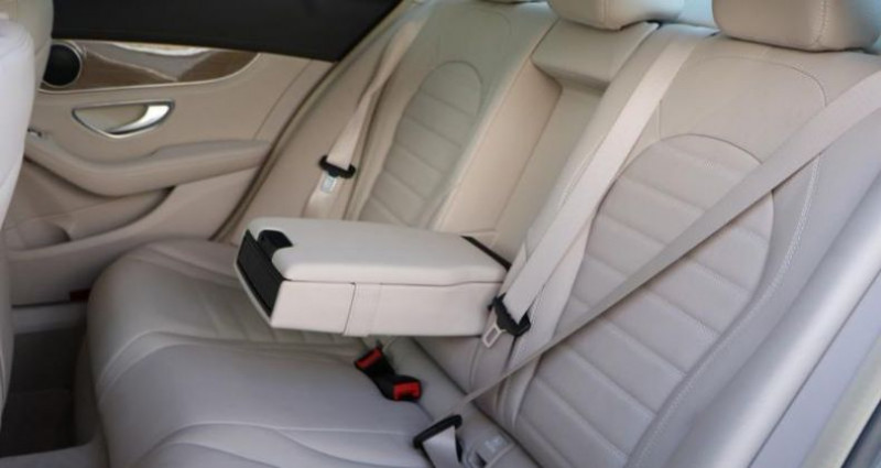Mercedes Classe C 250 250 BlueTEC Fascination 4Matic 7G-Tronic Plus Argent occasion à MONACO - photo n°6