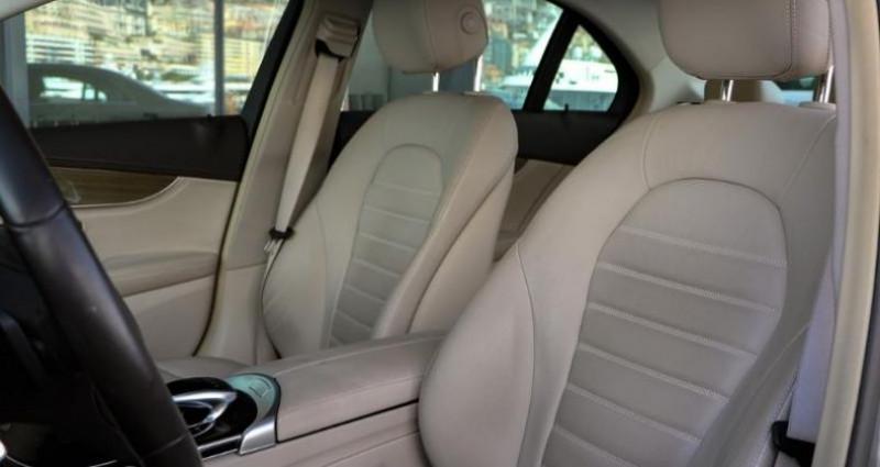 Mercedes Classe C 250 250 BlueTEC Fascination 4Matic 7G-Tronic Plus Argent occasion à MONACO - photo n°5