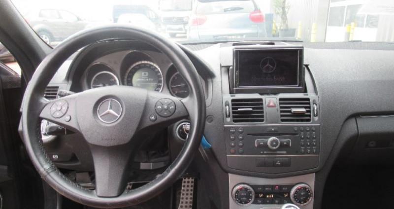 Mercedes Classe C 250 250 CDI avantgarde pack amg Noir occasion à Saint Parres Aux Tertres - photo n°6