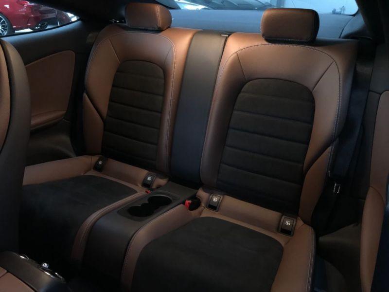 Mercedes Classe C 250 250 coupé AMG Noir occasion à Beaupuy - photo n°5
