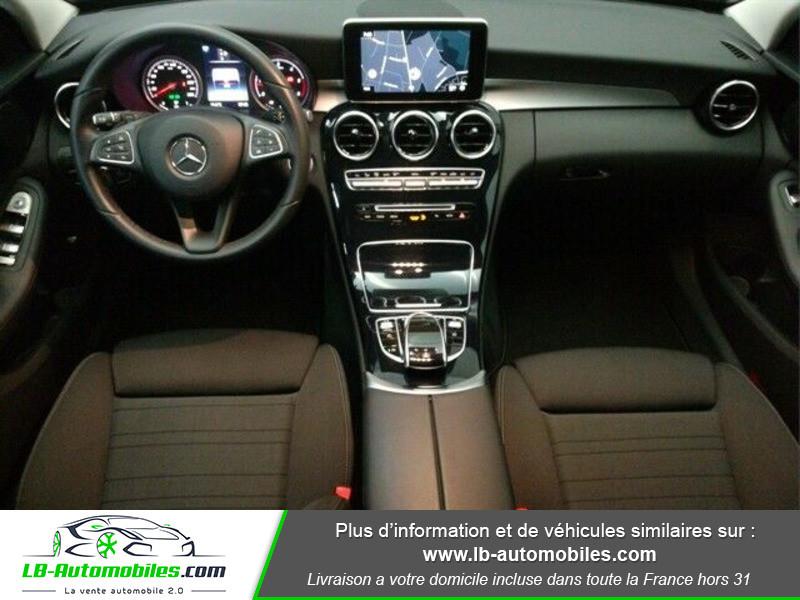 Mercedes Classe C 250 250 d / 7G-Tronic A Blanc occasion à Beaupuy - photo n°2