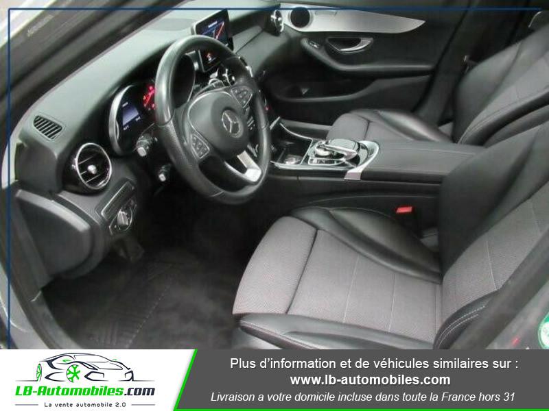 Mercedes Classe C 250 250 d / 7G-Tronic A Gris occasion à Beaupuy - photo n°9