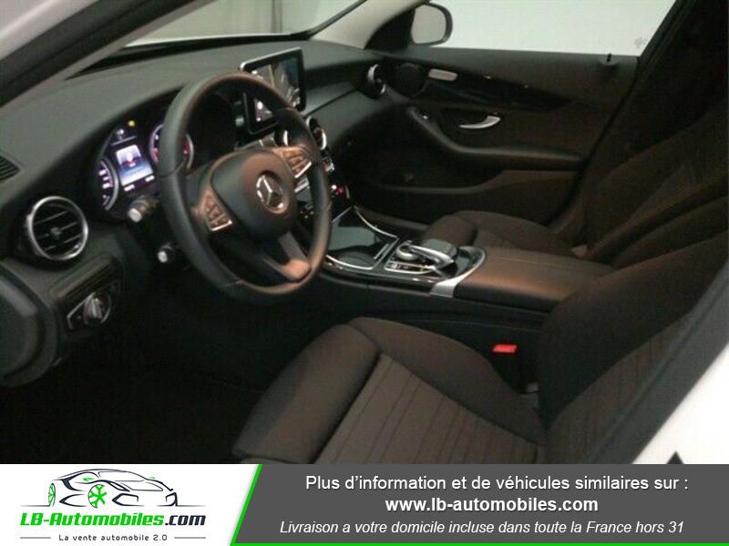 Mercedes Classe C 250 250 d / 7G-Tronic A Blanc occasion à Beaupuy - photo n°7