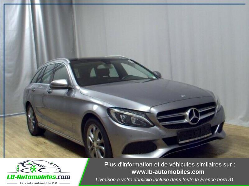 Mercedes Classe C 250 250 d / 7G-Tronic A Gris occasion à Beaupuy - photo n°10
