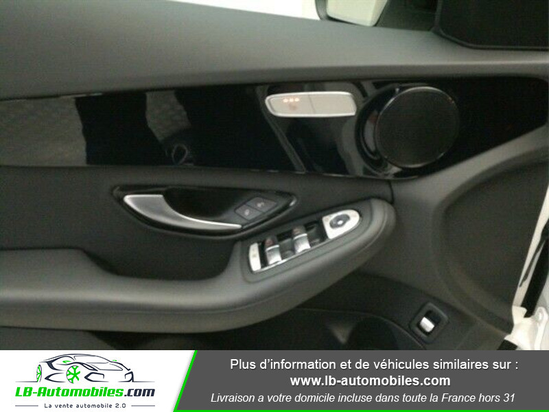 Mercedes Classe C 250 250 d / 7G-Tronic A Blanc occasion à Beaupuy - photo n°8