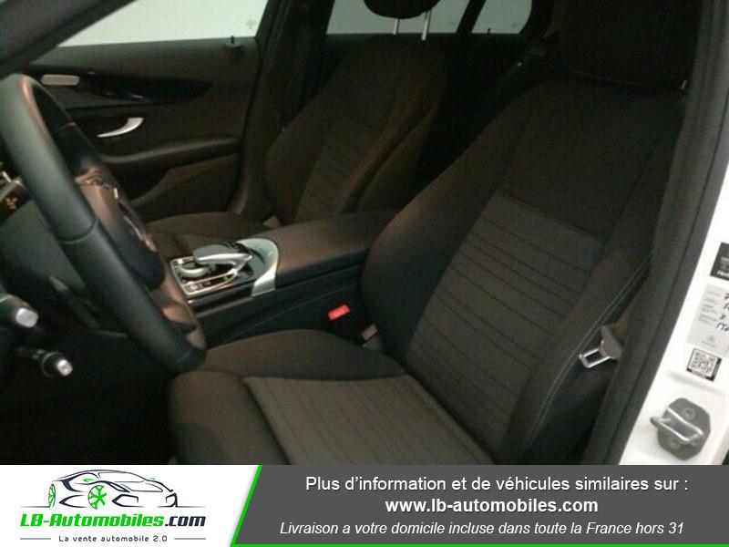 Mercedes Classe C 250 250 d / 7G-Tronic A Blanc occasion à Beaupuy - photo n°9