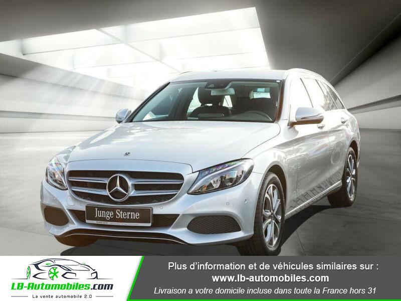 Mercedes Classe C 250 250 d / 7G-Tronic A Gris occasion à Beaupuy