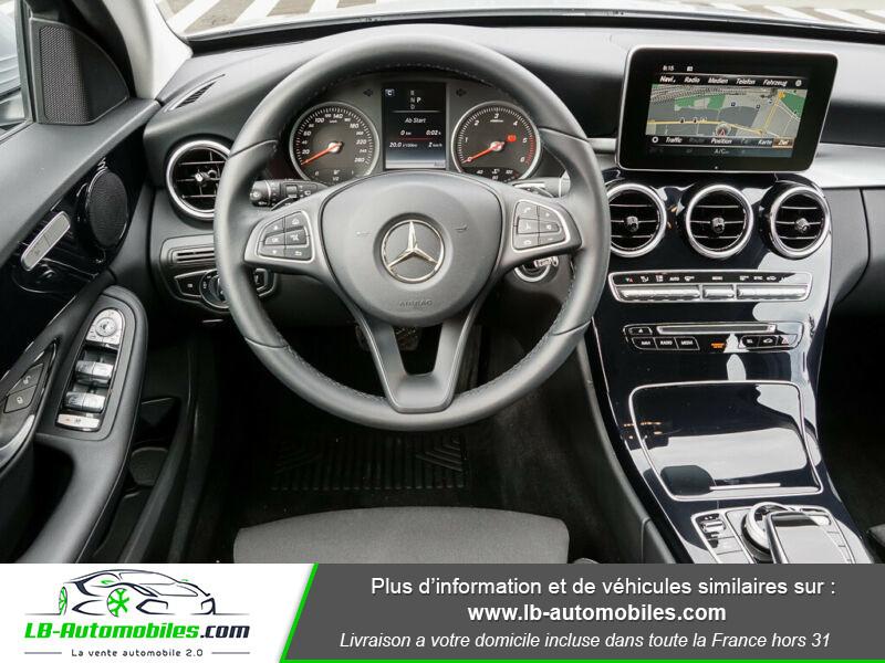 Mercedes Classe C 250 250 d / 7G-Tronic A Gris occasion à Beaupuy - photo n°6