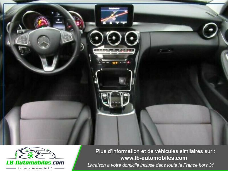 Mercedes Classe C 250 250 d / 7G-Tronic A Gris occasion à Beaupuy - photo n°2