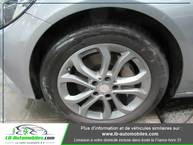 Mercedes Classe C 250 250 d / 7G-Tronic A Gris occasion à Beaupuy - photo n°5