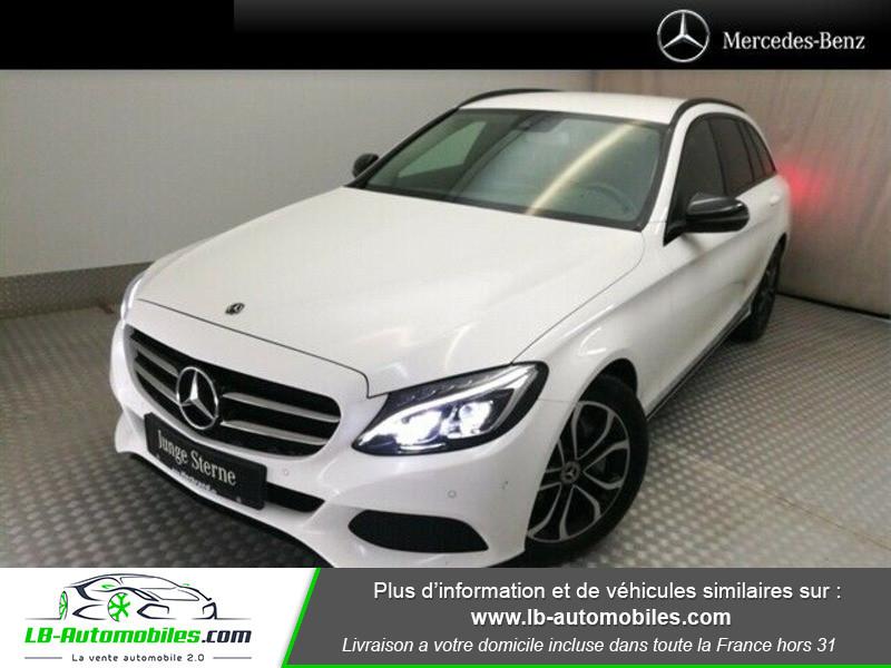 Mercedes Classe C 250 250 d / 7G-Tronic A Blanc occasion à Beaupuy