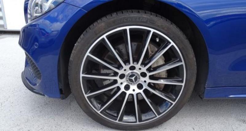 Mercedes Classe C 250 250 d Fascination 4Matic 9G-Tronic Bleu occasion à Saint-germain-laprade - photo n°7