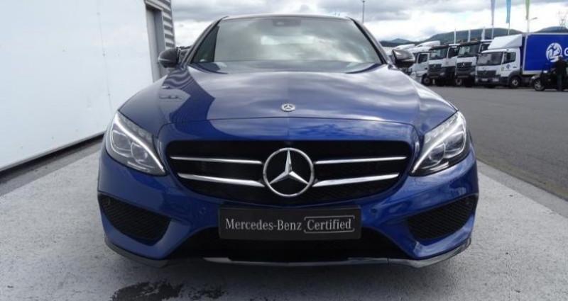 Mercedes Classe C 250 250 d Fascination 4Matic 9G-Tronic Bleu occasion à Saint-germain-laprade - photo n°6
