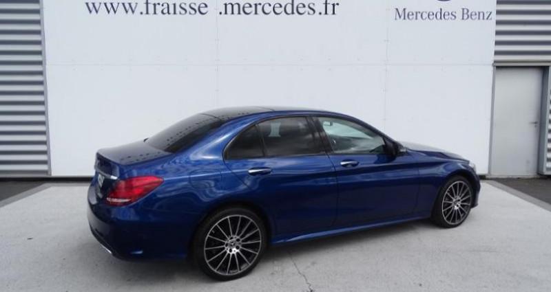 Mercedes Classe C 250 250 d Fascination 4Matic 9G-Tronic Bleu occasion à Saint-germain-laprade - photo n°4