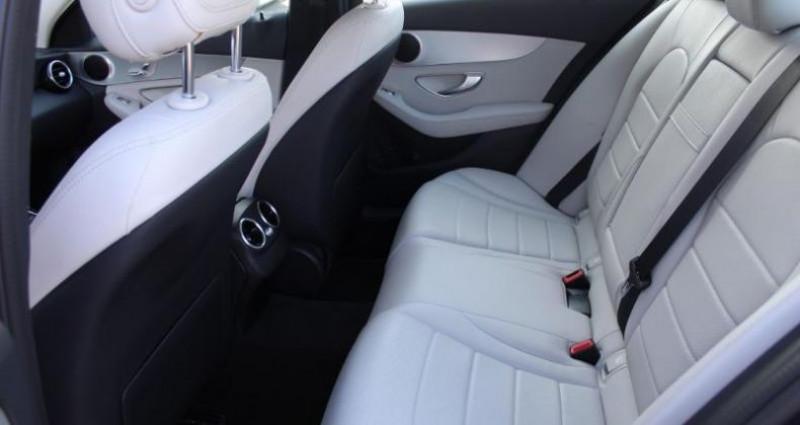 Mercedes Classe C 250 250 Executive 7G-Tronic Plus Bleu occasion à Angers Villeveque - photo n°5