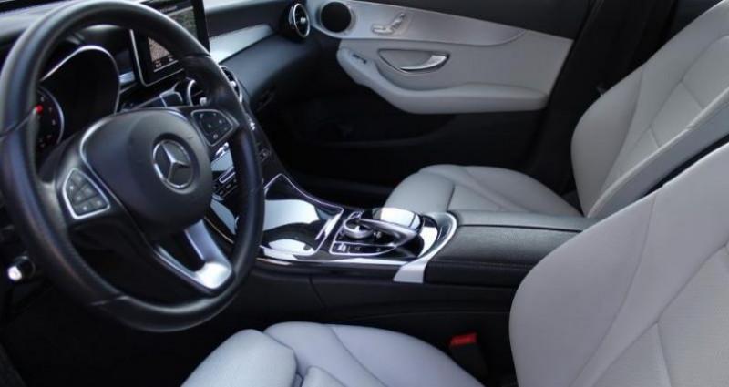 Mercedes Classe C 250 250 Executive 7G-Tronic Plus Bleu occasion à Angers Villeveque - photo n°4
