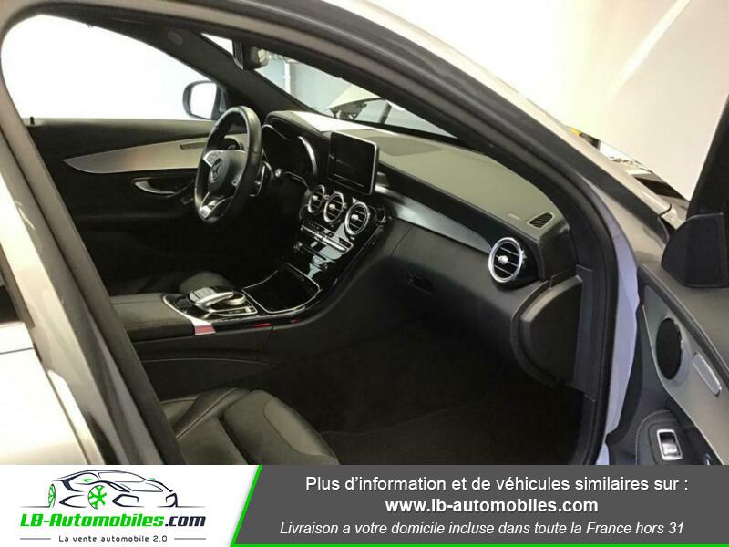 Mercedes Classe C 63 AMG 63 AMG Gris occasion à Beaupuy - photo n°3