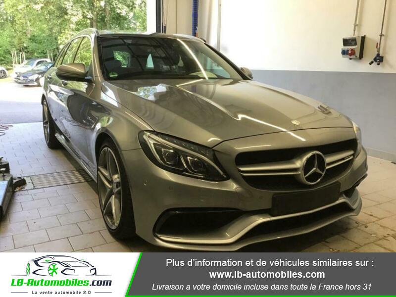 Mercedes Classe C 63 AMG 63 AMG Gris occasion à Beaupuy