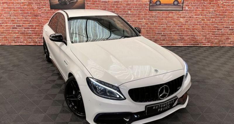 Mercedes Classe C 63 AMG C63 AMG 4.0 V8 biturbo 476 CV W205 ( 63 )  occasion à Taverny