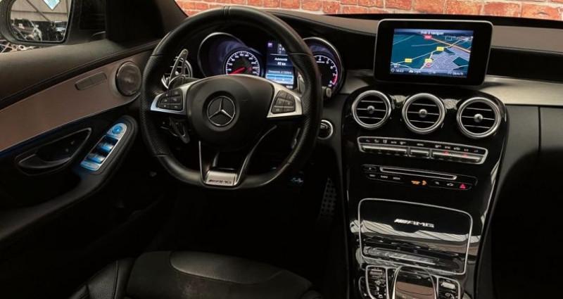 Mercedes Classe C 63 AMG C63 AMG 4.0 V8 biturbo 476 CV W205 ( 63 )  occasion à Taverny - photo n°4