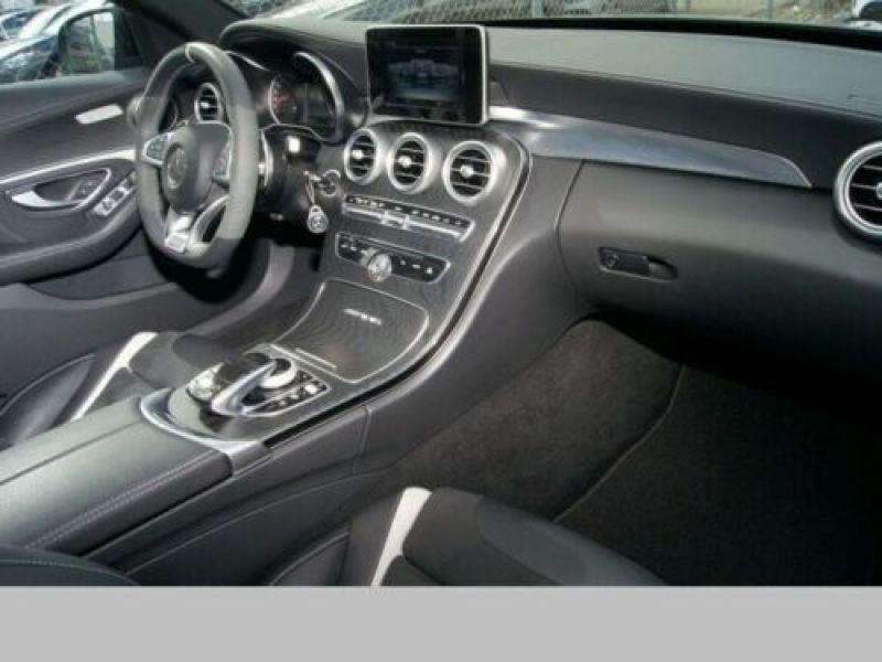 Mercedes Classe C 63 AMG C63 S Noir occasion à Beaupuy - photo n°7