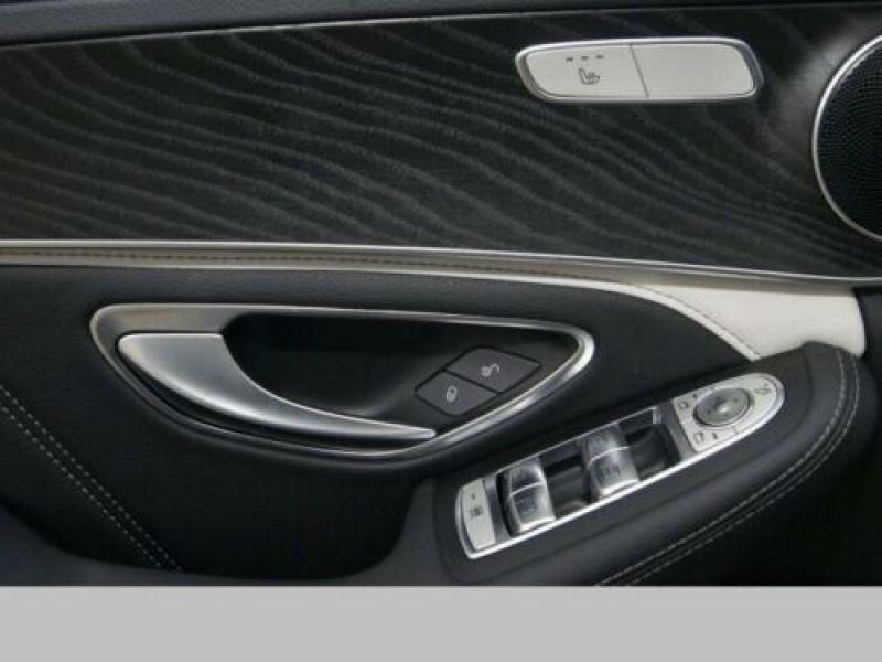 Mercedes Classe C 63 AMG C63 S Noir occasion à Beaupuy - photo n°6