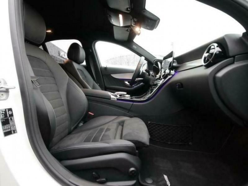 Mercedes Classe C (W205) 300 E 211+122CH AMG LINE 9G-TRONIC Blanc occasion à Villenave-d'Ornon - photo n°4