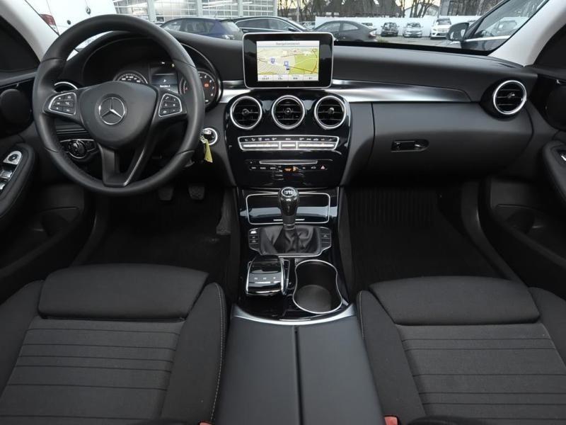 Mercedes Classe C 160 Argent occasion à Beaupuy