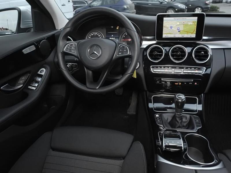 Mercedes Classe C 160 Argent occasion à Beaupuy - photo n°4