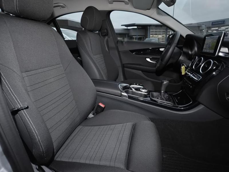 Mercedes Classe C 160 Argent occasion à Beaupuy - photo n°5