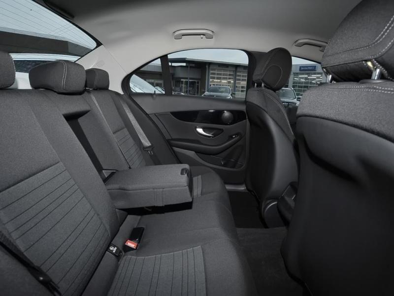 Mercedes Classe C 160 Argent occasion à Beaupuy - photo n°6