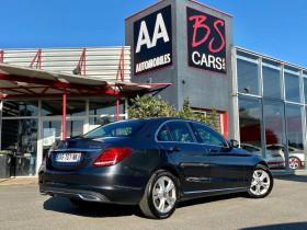 Mercedes Classe C 220 BlueTEC Business Executive 7G-Tronic Plus Gris occasion à Castelmaurou - photo n°2