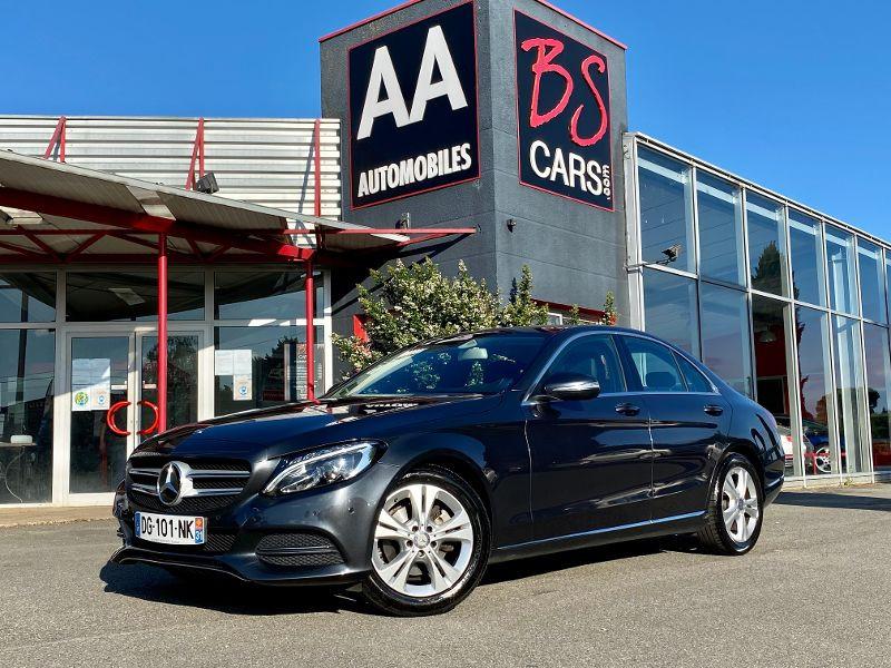 Mercedes Classe C occasion 2014 mise en vente à Castelmaurou par le garage BS CARS.COM - photo n°1