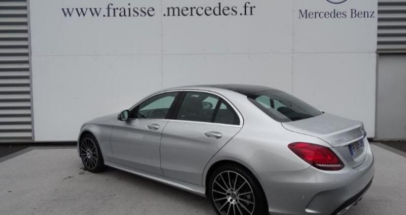 Mercedes Classe C 300 d 245ch AMG Line 4Matic 9G-Tronic Gris occasion à Saint-germain-laprade - photo n°5