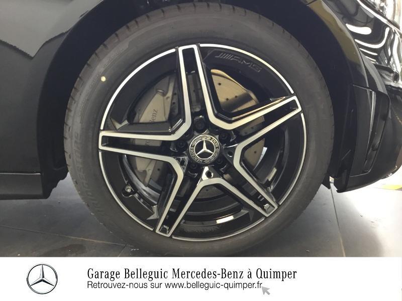 Mercedes Classe C 300 de 194+122ch AMG Line 9G-Tronic Noir occasion à QUIMPER - photo n°16