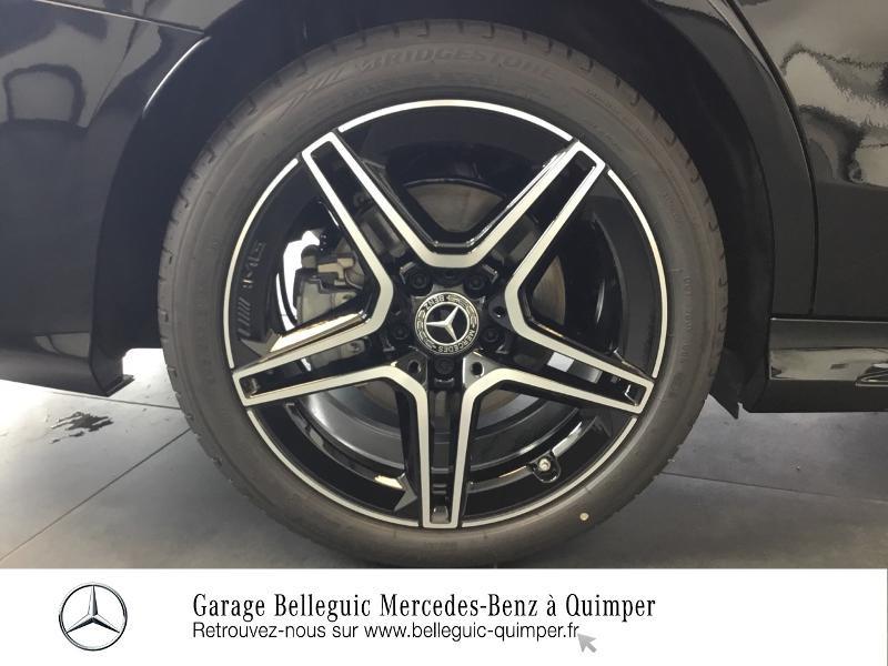 Mercedes Classe C 300 de 194+122ch AMG Line 9G-Tronic Noir occasion à QUIMPER - photo n°15