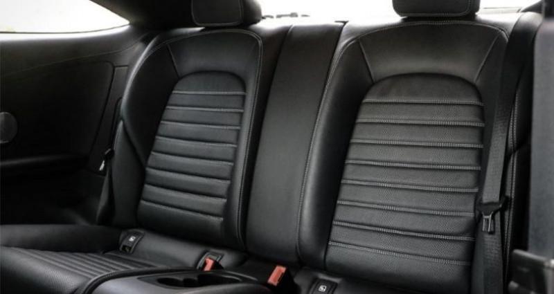 Mercedes Classe C Coupe 43 AMG 367ch 4Matic 9G-Tronic Noir occasion à MONACO - photo n°6