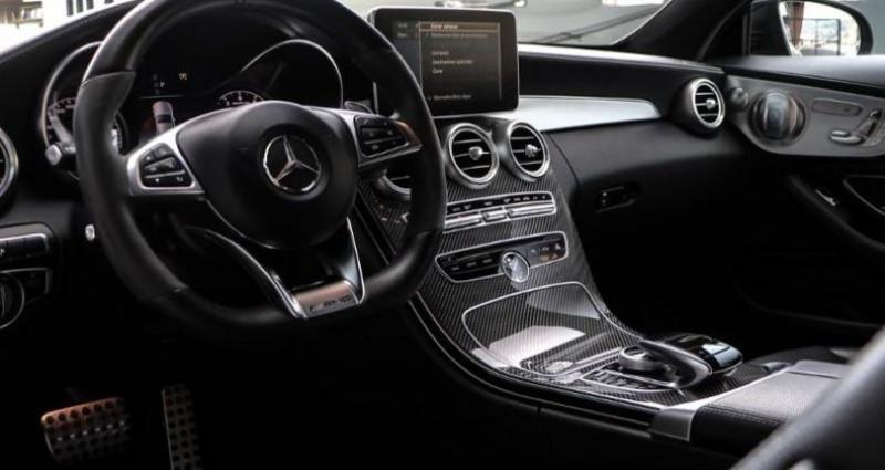 Mercedes Classe C Coupe 43 AMG 367ch 4Matic 9G-Tronic Noir occasion à MONACO - photo n°4
