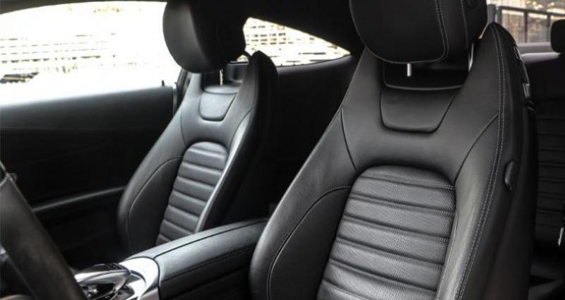 Mercedes Classe C Coupe 43 AMG 367ch 4Matic 9G-Tronic Noir occasion à MONACO - photo n°5