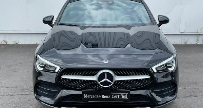 Mercedes Classe CLA Shooting brake 180 d 116ch AMG Line 7G-DCT Noir occasion à Douai - photo n°5
