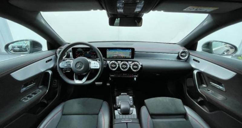 Mercedes Classe CLA Shooting brake 180 d 116ch AMG Line 7G-DCT Noir occasion à Douai - photo n°7