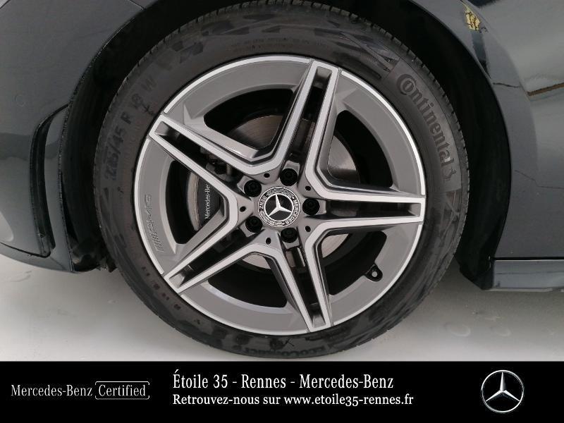 Mercedes Classe CLA Shooting brake 180 d 116ch AMG Line 7G-DCT Noir occasion à SAINT-GREGOIRE - photo n°14
